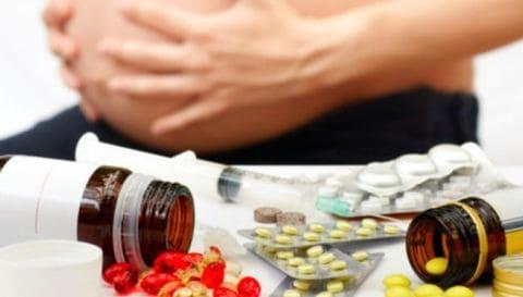 Антибиотики и антибактериальные препараты при беременности