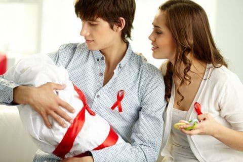 Роды и ВИЧ-инфекция