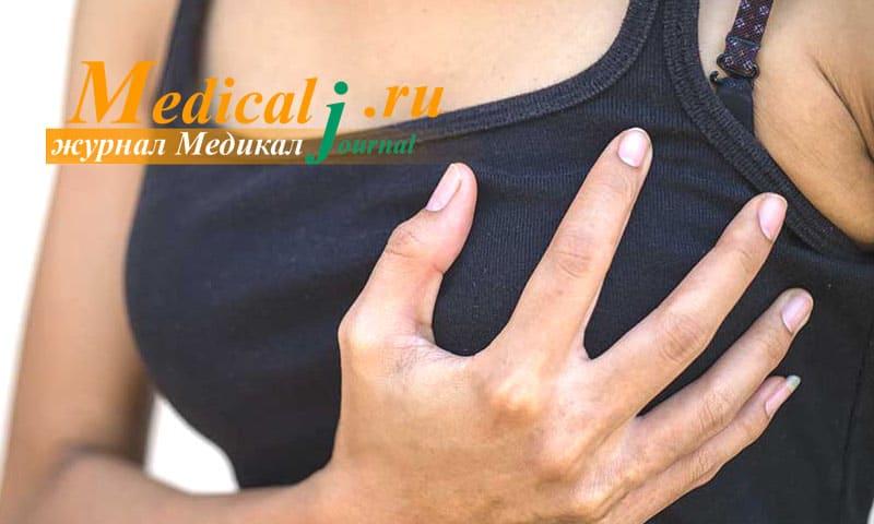 Жжение (боли) в груди (грудной клетке). Почему жжет в груди (видео)