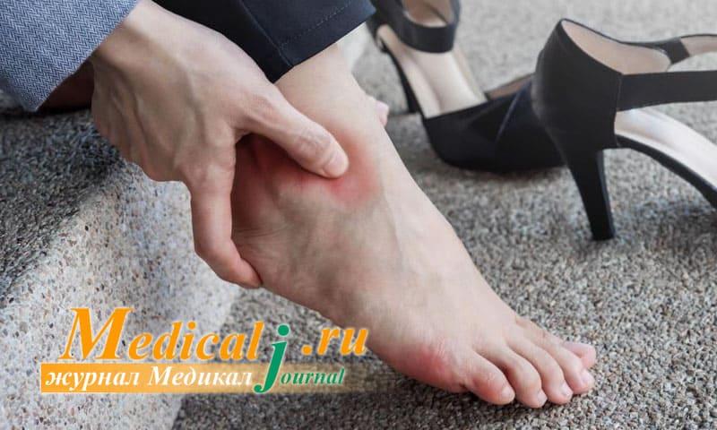 Боли в ногах (дифференциальная диагностика)