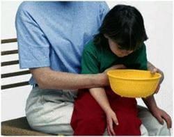 Причины рвоты у ребенка и заболевания, сопровождающиеся рвотой, лечение рвоты