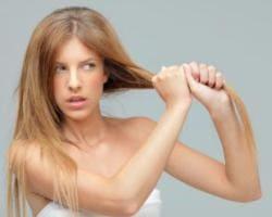 Ломкость волос (ломкие, сухие, секущиеся волосы)